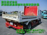 ファイター ダンプ 車検R4/3積載3.45t電動コボレーン