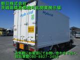 トヨエース  ハイブリッド冷凍冷蔵車-30℃設定
