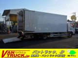 フォワード 冷蔵冷凍車 ワイド ベッド 冷蔵冷凍車 格納リフト