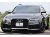 RS6アバント 4.0 パフォーマンス 4WD 605ps!1オーナー