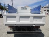キャンター  3トン 強化ダンプ 全低床 コボレーン