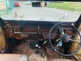 ジープ  幌車