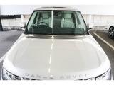 レンジローバー 5.0 V8 スーパーチャージド ヴォーグ 4WD 正規D車クリーム内装 メリ...