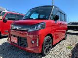 スペーシアカスタム XS リミテッド 4WD ワンオーナー
