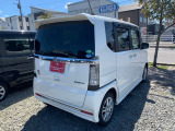 N-BOXカスタム G ターボ Lパッケージ 4WD ワンオーナー