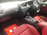 S5 4.2 FSI クワトロ 4WD S5専用赤革バケットシートS5専用アルミ