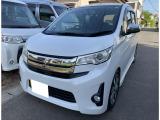 eKカスタム T BLITZ ZZ-R車高調付き!低燃費車