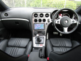 アルファ159スポーツワゴン 2.2 JTS セレスピード TI white color