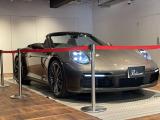 911カブリオレ  フロントリフター スポーツエキゾースト