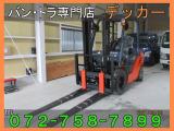 トヨタL&F  2トン カウンター 2段マスト 揚高3M