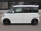 スペーシアカスタム XS リミテッド 4WD 清掃除菌済 限定車 地デジTV 両側パワスラ