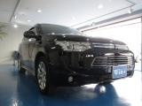 アウトランダーPHEV 2.0 G プレミアムパッケージ 4WD ワンオーナー 純正HDDナビ フル...