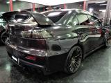 ランサーエボリューション 2.0 GSR X 4WD 車高調マフラーウェッズ18AWハイピング