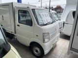 キャリイ 移動販売冷凍車 -5℃ 手洗いシンク ナビ ETC