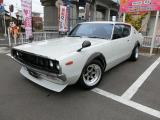 スカイラインクーペ  GT-X 5MT ケンメリ GT-R仕様