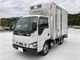 エルフ 冷蔵冷凍車 5MT パワーゲート バックカメラ