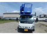 エルフ 高所作業車 タダノ製12m高所作業車AT121TGF