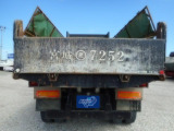 スーパーグレート ダンプ 9.3t積み 大型土砂ダンプ