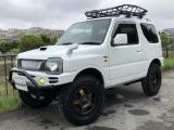 ジムニー ワイルドウインド 4WD 足回り新品/リフトUP/社外マフラー