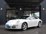 ポルシェ 911 ディーラー車 右H 黒革 ETC HID