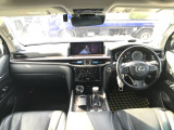 LX570 4WD WALDエアロ リアエンタ マクレビ