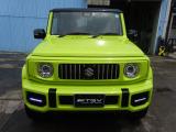 ジムニーシエラ 1.5 JC 4WD エアロオーバーボディキット‼