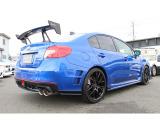 WRX STI 2.0 S208 NBR チャレンジ パッケージ カーボンリアウイング 4WD STIエアロ ...