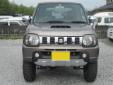 ジムニー クロスアドベンチャー 4WD 3インチリフトアップ 新品MTタイヤ