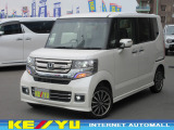 N-BOXカスタム G ターボ Lパッケージ 4WD