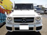 Gクラス AMG G63 4WD ★アルミ/ラゲッジボード付/サンルーフ★