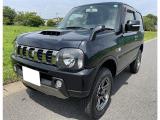ジムニー ランドベンチャー 4WD 10型!特別仕様車綺麗な艶ブラック!