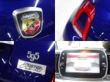 アバルト595 ピスタ 51台限定車/1オーナー/専用カラー