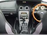 ロードスター 1.8 VS コンビネーションA キーレス 本革シート オープンカー
