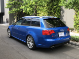 RS4アバント 4.2 4WD 6MT D車