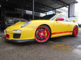911 GT3 後期モデル D車 PCCB 全年度ディーラー記録簿有 SDナビ