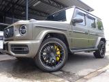 Gクラス AMG G63 マヌファクトゥーア エディション 4WD 全国300台限定 屋内保管 新車...