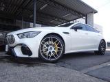 AMG GT 4ドアクーペ 63 S 4マチックプラス 4WD エディション1 4WD 限定車