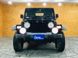 ジープ・ラングラー スポーツ ソフトトップ 4WD 社外AW16 社外バンパー 社外サス
