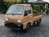 サンバートラック  全塗装済 4WD エアコン ジオランダー