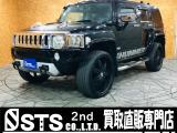 H3 3.7 4WD 社外ナビ 社外AW 本革シート