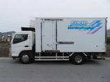 キャンター  3.3トンAT WL 冷凍冷蔵 格納PG