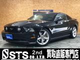 マスタング V8 GT クーペ プレミアム DR車 左H ムーンルーフ 黒革 ナビ
