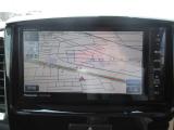 スペーシアカスタム TS レーダーブレーキサポート 衝突軽減 禁煙車 BT対応SDナビ
