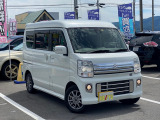 エブリイワゴン PZターボスペシャル 4WD 4WD 両側電動スライドドア 寒冷地仕様