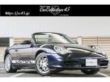911カブリオレ カレラ4 ティプトロニックS 4WD 正規D車 後期 右ハンドルPJ03実施済
