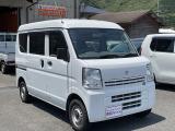 エブリイ PA リミテッド 4WD 先進安全車/キーレス/パートタイム4WD