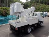 エルフ 高所作業車 H17 AT-100 9.9m 整備済