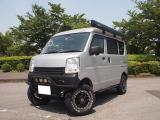 日産 NV100クリッパー GX ハイルーフ 5AGS車 4WD
