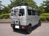 NV100クリッパー GX ハイルーフ 5AGS車 4WD NEXTLIFE製 リトルモンスター