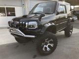 ジムニー XC 4WD 色替え ブラック色